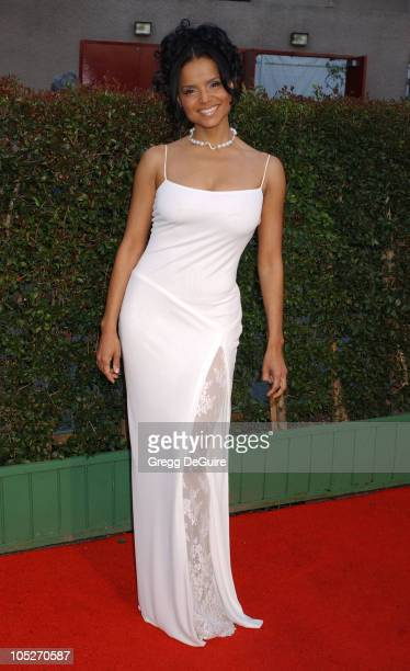 Victoria Rowell during 35th NAACP Image Awards Arrivals at Universal Ampitheatre in Universal City California United States