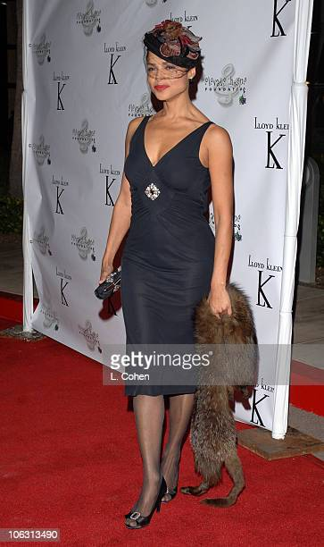 An Evening with Lloyd Klein Red Carpet in Los Angeles California United States