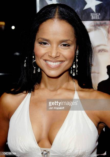 Victoria Rowell during Home of The Brave Los Angeles Premiere at Academy of Motion Pictures Arts Sciences in Beverly Hills California United States