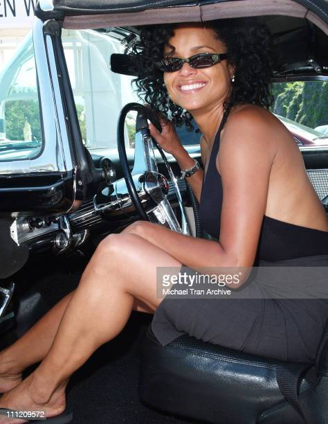 Victoria Rowell during Kiki Shepard's 3rd Annual Celebrity Bowling Challenge to Benefit The Sickle Cell Disease Association of America at Pickwick...