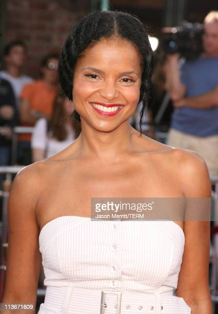 Victoria Rowell during Miami Vice World Premiere Arrivals at Mann Village Westwood in Westwood California United States