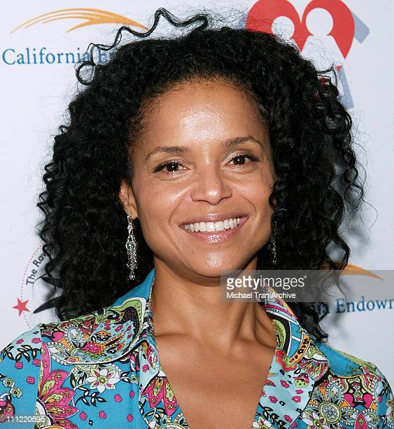 Victoria Rowell during Museum of Contemporary Art Rowell Foster Children's Positive Plan Passion Art Tour Arrivals at Museum of Contemporary Art in...