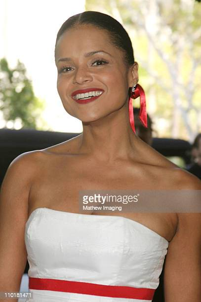 Victoria Rowell during The Academy of Television Arts Sciences presents the 30th Annual Daytime Creative Arts Emmy Awards at Universal Sheraton in...