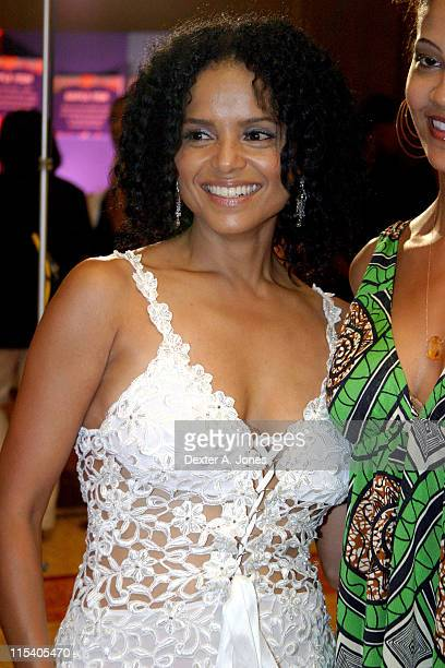 Victoria Rowell during ZSG Gala Dinner and Auction July 17 2005 at American Airlines Arena in Miami Florida United States