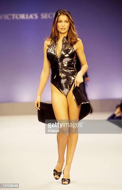 Victoria Secret Model Laetitia Casta at the Plaza Hotel in New York City New York