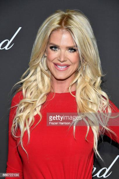 Victoria Silvstedt attends Creatures Of The Night LateNight Soiree Hosted By Chopard And Champagne Armand De Brignac at The Setai Miami Beach on...