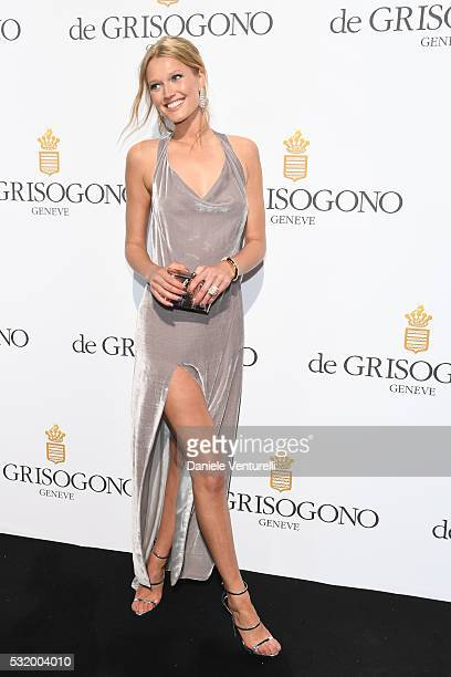 Victoria Silvstedt attends the De Grisogono Party at the annual 69th Cannes Film Festival at Hotel du CapEdenRoc on May 17 2016 in Cap d'Antibes...