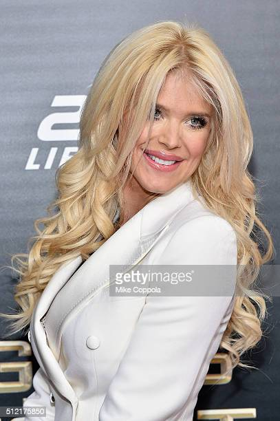 Victoria Silvstedt attends the 'Gods Of Egypt' New York Premiere at AMC Loews Lincoln Square 13 on February 24 2016 in New York City