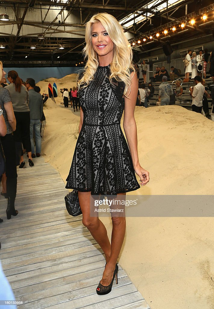 Tommy Hilfiger Women's - Front Row - Mercedes-Benz Fashion Week Spring 2014