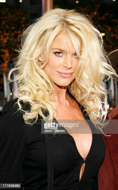 Victoria Silvstedt during 2006 MTV Video Music Awards MTVcom Red Carpet at Radio City Music Hall in New York City New York United States