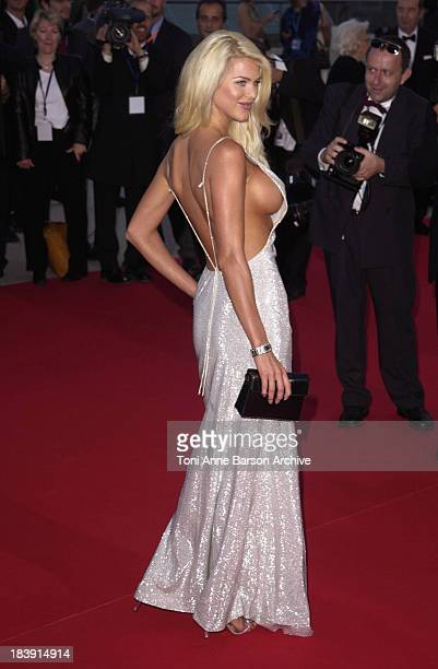 Victoria Silvstedt during Laureus World Sport Awards at Grimaldi Forum in MonteCarlo Monaco
