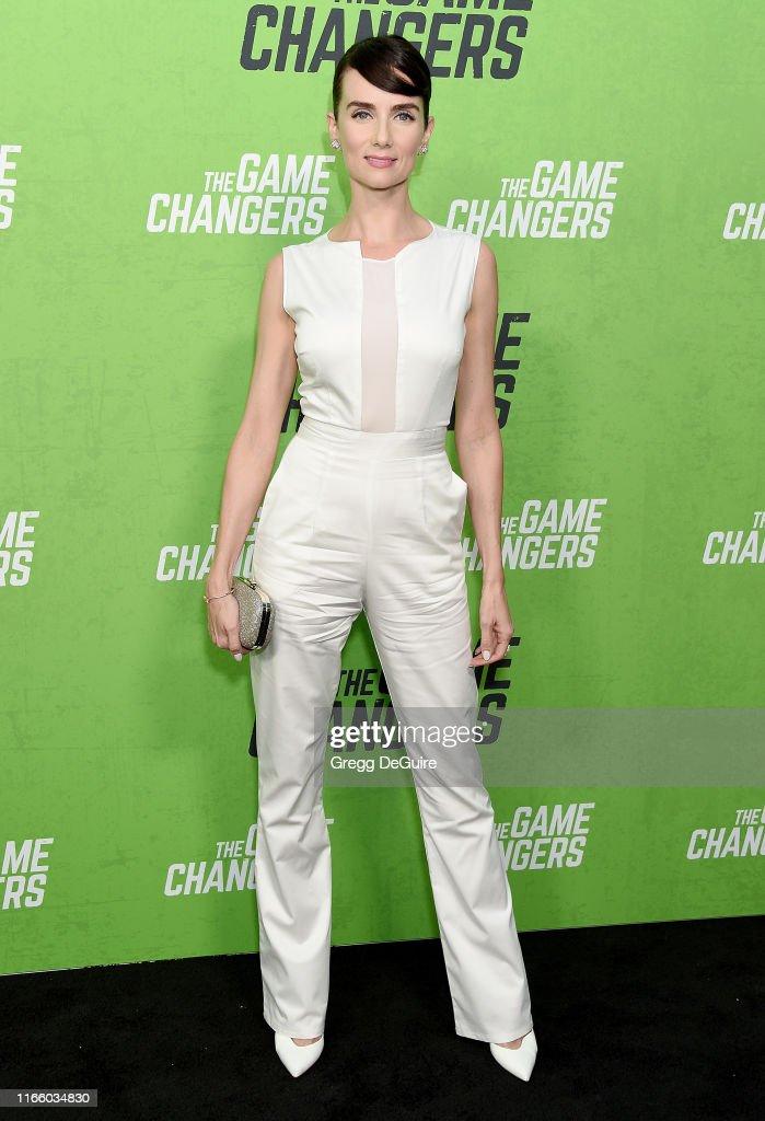 "LA Premiere Of ""The Game Changers"" - Arrivals : News Photo"