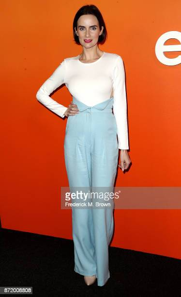 Victoria Summer attends Ember Launch Celebrating a Journey Through Temperature and Taste at Goya Studios on November 8 2017 in Los Angeles California