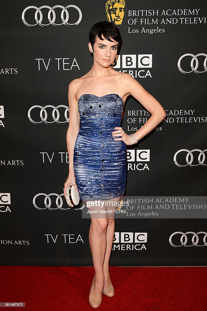 Victoria Summer attends the BAFTA LA TV Tea 2013 presented by BBC America and Audi held at the SLS Hotel on September 21, 2013 in Beverly Hills, California.