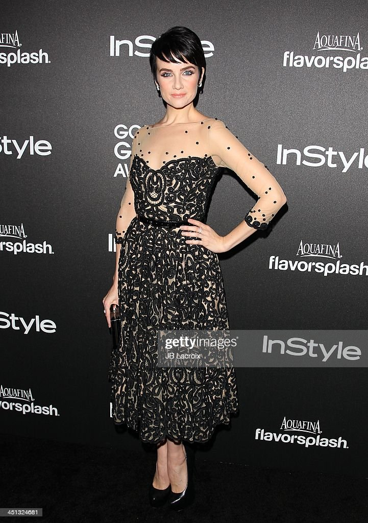 Victoria Summer attends The Hollywood Foreign Press Association (HFPA) And InStyle 2014 Miss Golden Globe Announcement/Celebration at Fig & Olive Melrose Place on November 21, 2013 in West Hollywood, California.