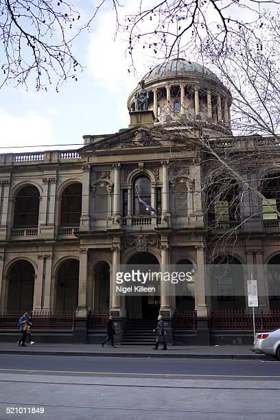 Victoria Supreme Court Melbourne Australia