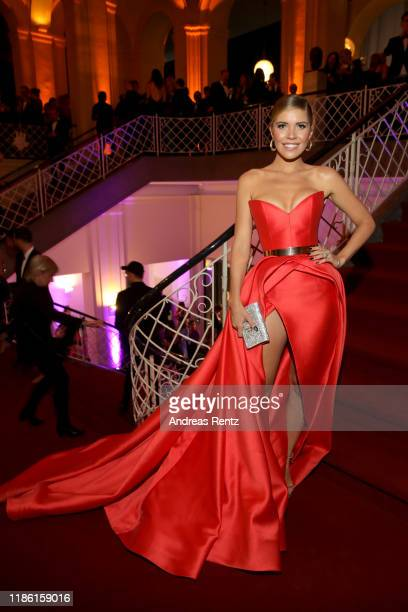 Victoria Swarovski arrives for the 21st GQ Men of the Year Award at Komische Oper on November 07 2019 in Berlin Germany