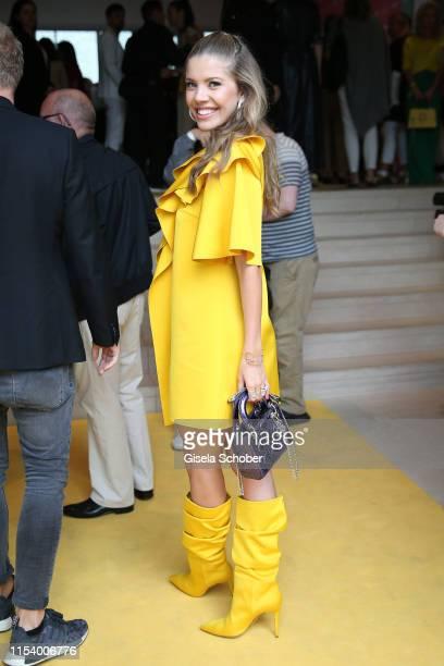 Victoria Swarovski at the GJ e/MS Fashion Brunch at Bertelsmann Repraesentanz on July 05 2019 in Berlin Germany