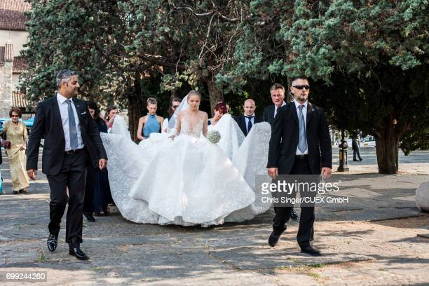 Image Result For Wedding Victoria Swarovski Werner Muerz Editorial Stock Photo