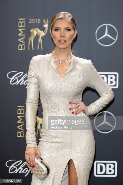 Victoria Swarovski attends the 70th Bambi Awards at Stage Theater on November 16 2018 in Berlin Germany