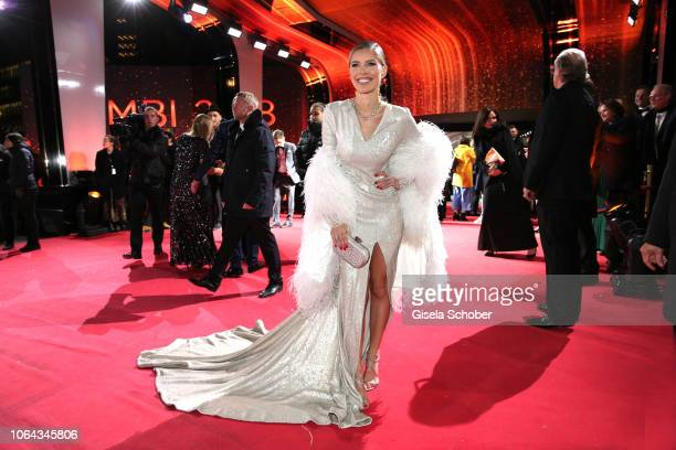 Victoria Swarovski during the Bambi Awards 2018 Arrivals at Stage Theater on November 16 2018 in Berlin Germany