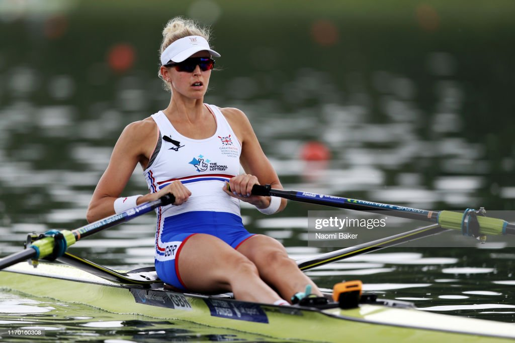 2019 World Rowing Championships - Day One : News Photo