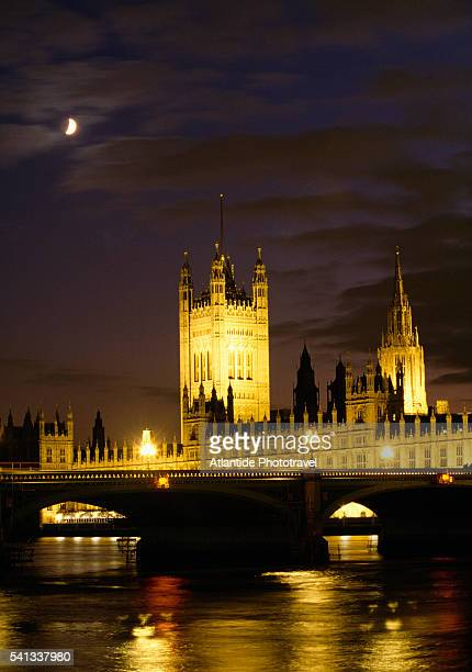 victoria tower at houses of parliament - victoria tower stock pictures, royalty-free photos & images