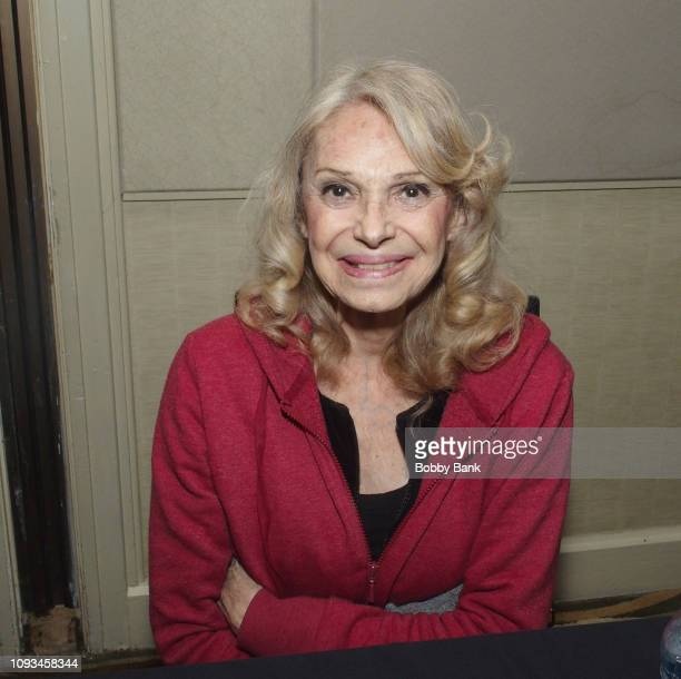 Victoria Vetri attends The Hollywood Autograph Show at The Westin Los Angeles Airport on February 3 2019 in Los Angeles California