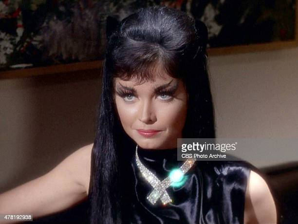 Victoria Vetri plays the cat Isis in human form in the STAR TREK THE ORIGINAL SERIES episode Assignment Earth Season 2 episode 26 Original air date...