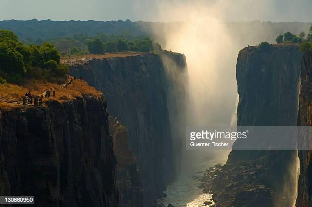 Victoria Waterfalls, Victoria Falls, Zambia