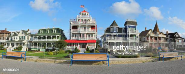 Viktoriansk arkitektur - Cape May - New Jersey