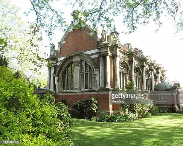victorian architecture - boarding school stock photos and pictures
