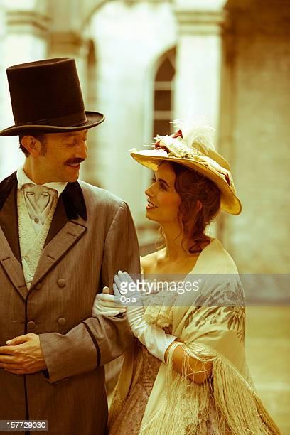 Victorian pareja