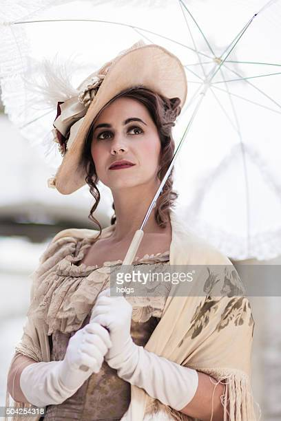 victorian era woman - victorian stock pictures, royalty-free photos & images