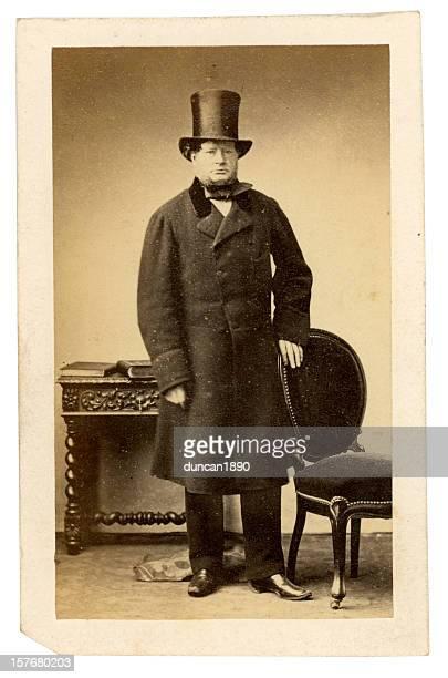 Victorian caballero