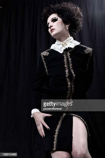 Victorian Haute Couture