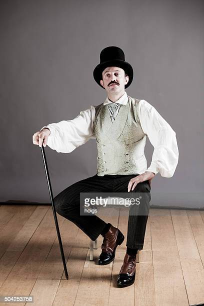 victorian man - period costume stock pictures, royalty-free photos & images