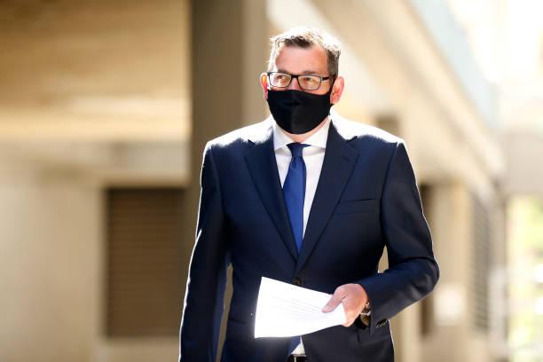AUS: Victorian Premier Daniel Andrews Gives COVID-19 Update