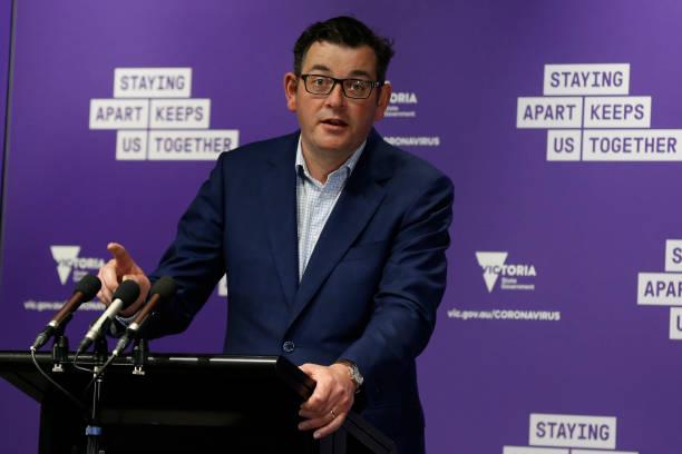 AUS: Premier Daniel Andrews Gives COVID-19 Update As Victoria Records 14 New Coronavirus Cases