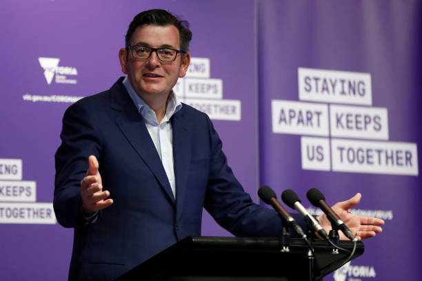 AUS: Victorian Premier Daniel Andrews Outlines Plans To Ease Melbourne COVID-19 Restrictions