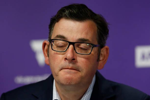AUS: Premier Daniel Andrews Gives Update On Melbourne's COVID-19 Restrictions