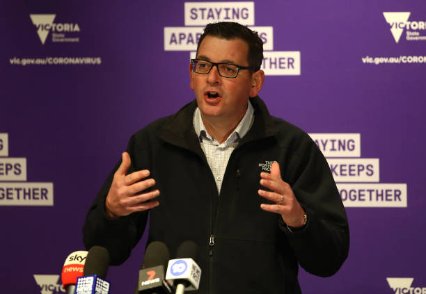 AUS: Premier Daniel Andrews Gives COVID-19 Update As Victoria Records 238 New Cases And One Death