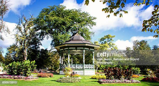 Victorian Public Gardens in Halifax, Nova Scotia