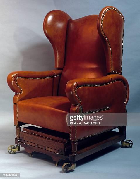 Victorian recliner 1850 United Kingdom 19th century