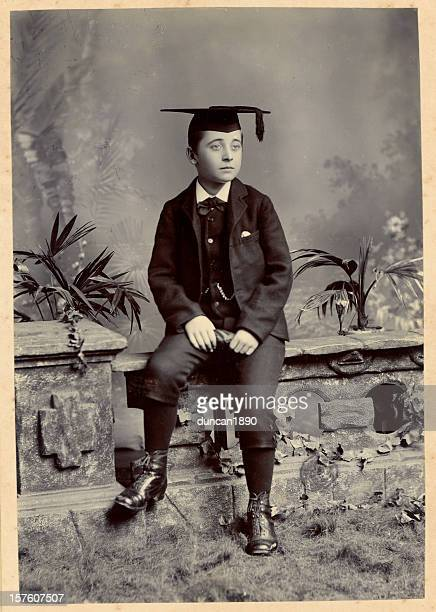 Victorian College-Vintage Foto