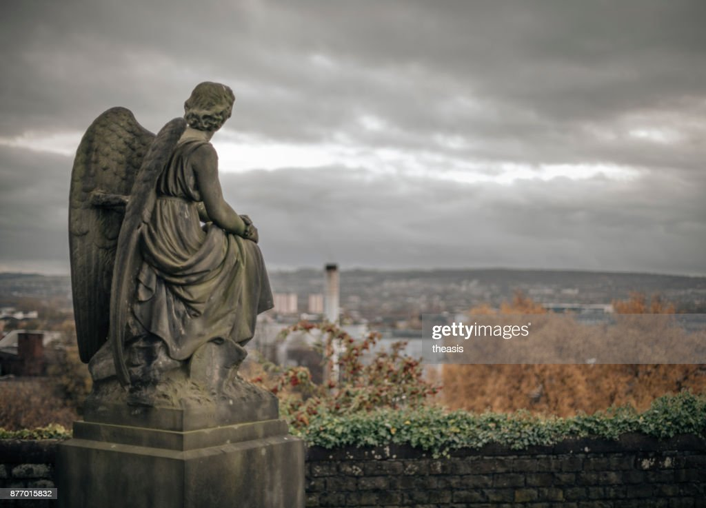 Victorian Tombs : Stock Photo