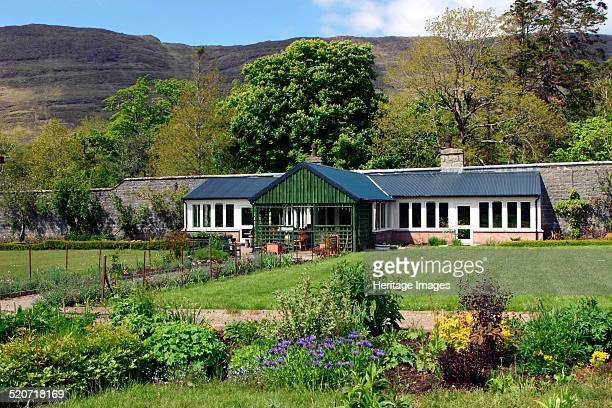Victorian Walled Garden, The Potting Shed, Applecross, Scotland