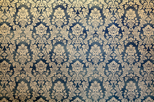 Victorian wallpaper pattern - gettyimageskorea