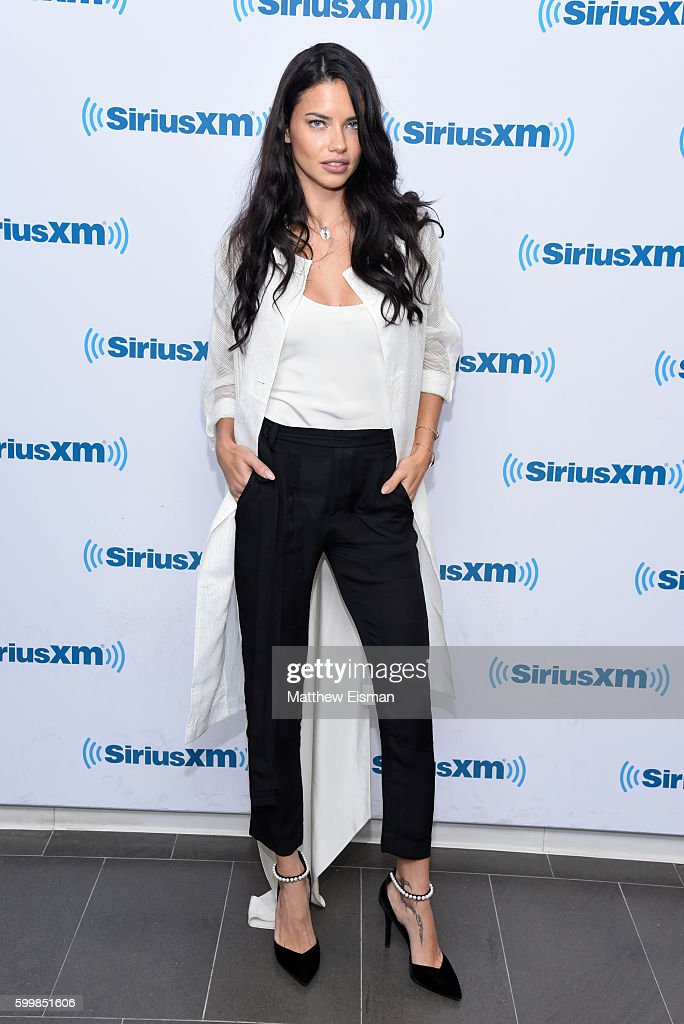 Celebrities Visit SiriusXM - September 7, 2016