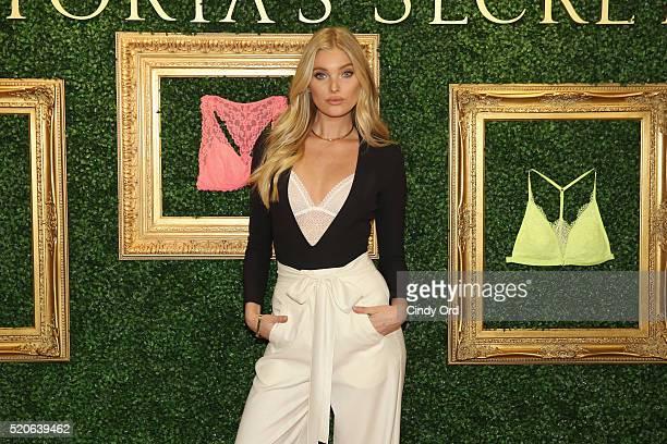 Victoria's Secret Angel Elsa Hosk hosts global media live stream to reveal Bralette Collection launch multicity tour at Victoria's Secret Herald...